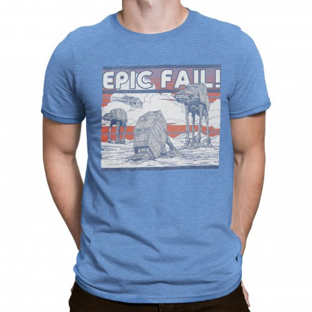 Star Wars AT-AT Epic Fail! Men's T-Shirt