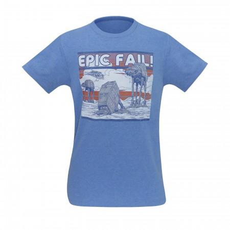 Star Wars AT-AT Epic Fail! Men's T-Shirt