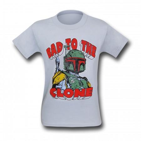Star Wars Bad To The Clone Kids T-Shirt