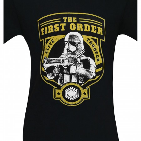 Star Wars Force Awakens First Order Elite T-Shirt