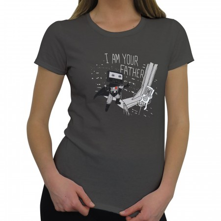 I Am Your Father Cassette Women's T-Shirt