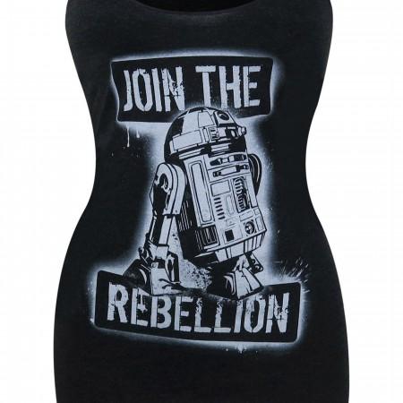 Star Wars Join The Rebellion Women's Tank