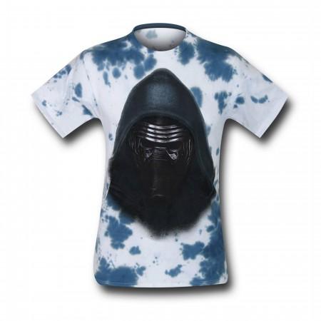 Star Wars Kylo Ren Tie Dye Men's T-Shirt