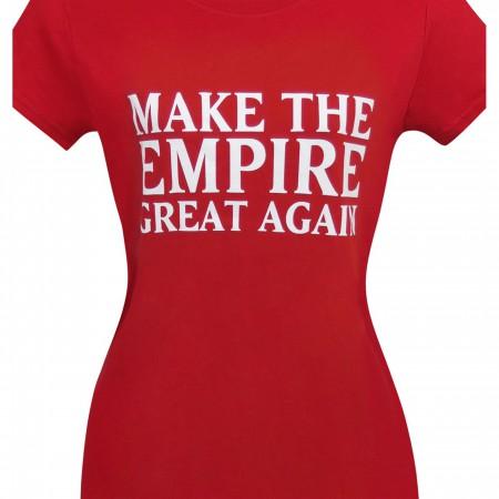Make The Empire Great Again Women's T-Shirt