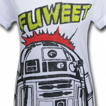 Star Wars R2D2 Fuweet Women's T-Shirt