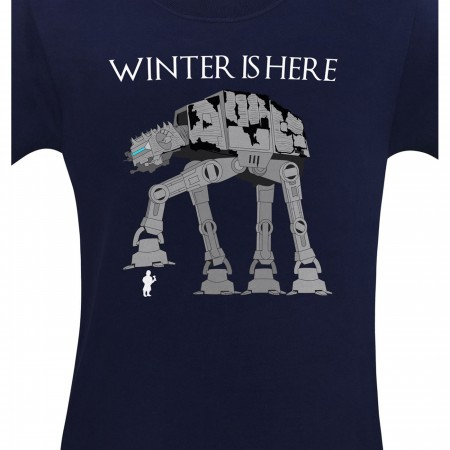 Winter Is Here Men's T-Shirt