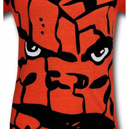 Thing Giant Face 30 Single T-Shirt