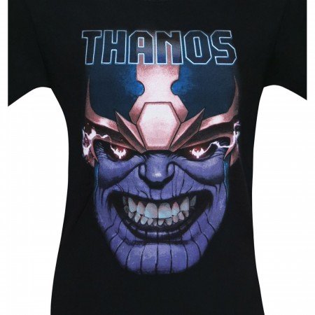 Thanos Teeth Clenched Men's T-Shirt
