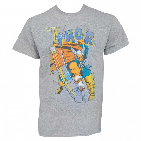 The Mighty Thor #337 DOOM! By Walter Simonson Men's T-Shirt