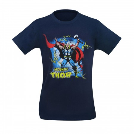Mighty Thor by John Buscema Men's T-Shirt
