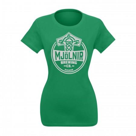 Mjolnir Brewing Company Women's T-Shirt