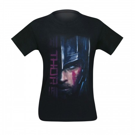 Thor Ragnarok Battle Face Men's T-Shirt