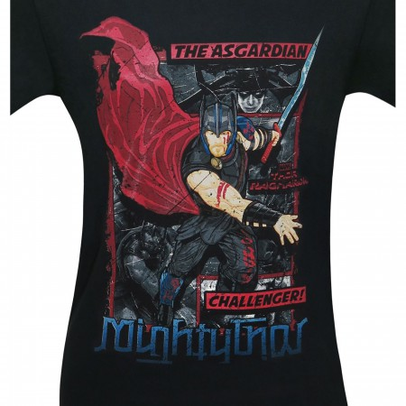 Thor Ragnarok Ambigram Men's T-Shirt