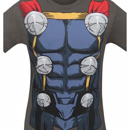 Thor Suit-Up Men's Costume T-Shirt