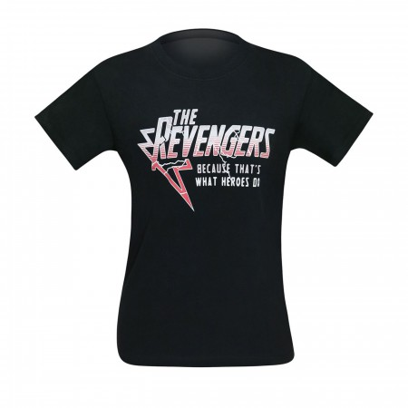 The Revengers That's What Heroes Do Men's T-Shirt