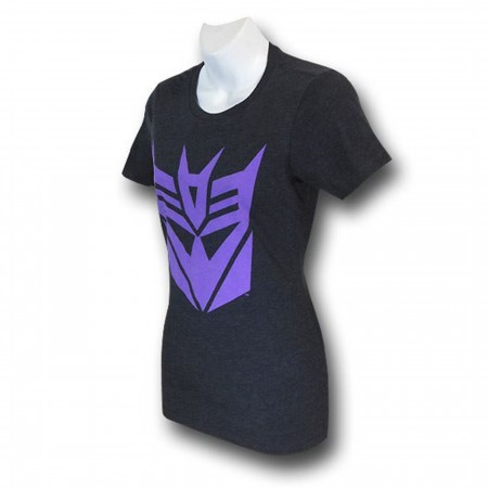 Transformers Decepticon Symbol Women's T-Shirt