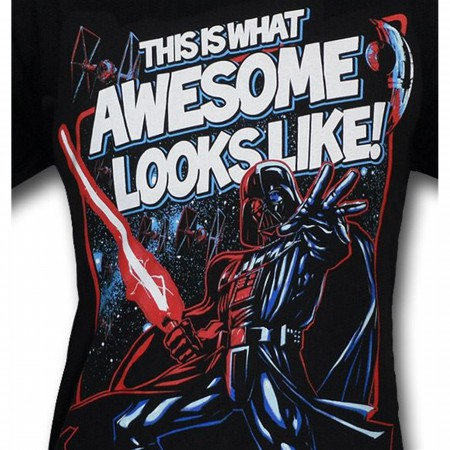 Darth Vader is AWESOME Kid's T-Shirt