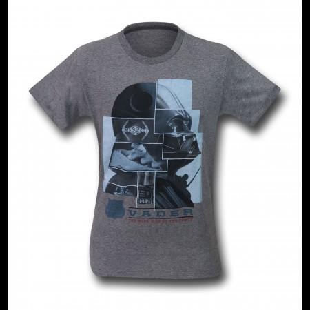 Star Wars Darth Vader Silhouette Men's T-Shirt