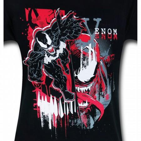 Venom Trash Polka Men's T-Shirt