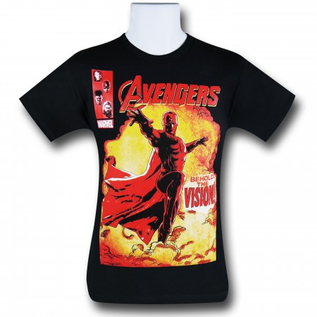 Avengers Behold The Vision T-Shirt