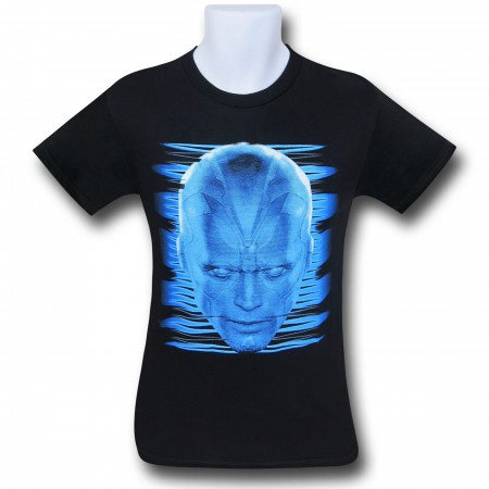 Avengers Age of Ultron Vision Blur Glow T-Shirt