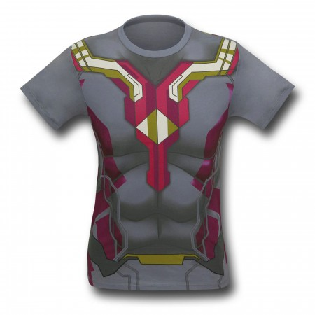 Vision Age of Ultron Costume T-Shirt