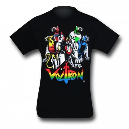 Voltron Five Cats T-Shirt