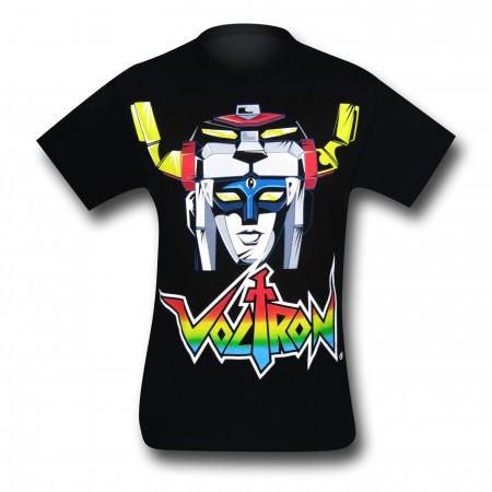 Voltron Head Shot T-Shirt