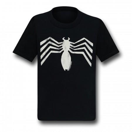 Venom Symbol Kids T-Shirt