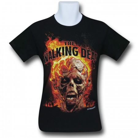 Walking Dead Face Melter T-Shirt