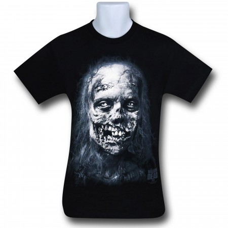 Walking Dead Puffy Zombie T-Shirt