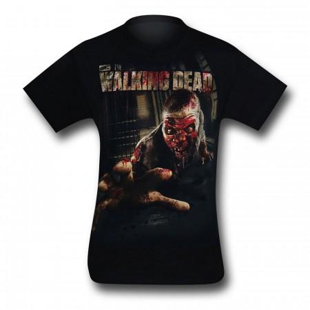 Walking Dead Zombie Crawl T-Shirt