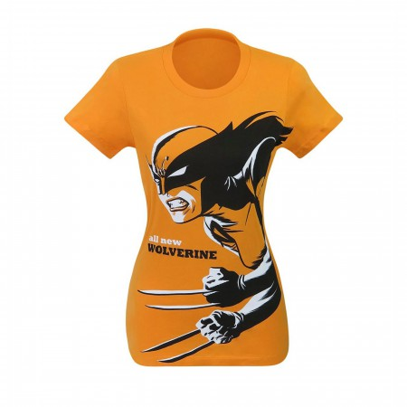 All New Wolverine X-23 Women's T-Shirt