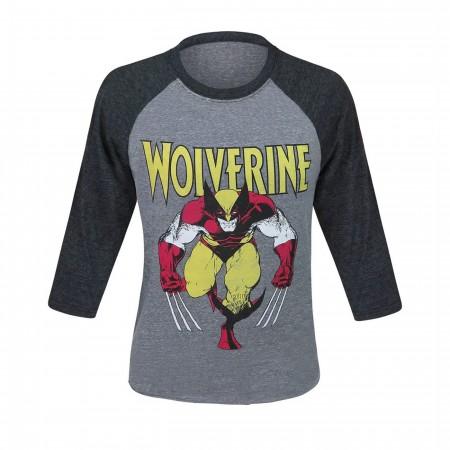 Wolverine Rage Men's Baseball T-Shirt