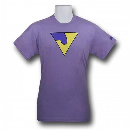 Wonder Twins Jayna Symbol T-Shirt