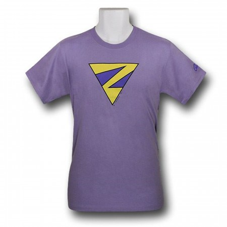 Wonder Twins Zan Symbol T-Shirt