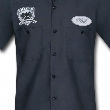 SHIELD Security Work Shirt