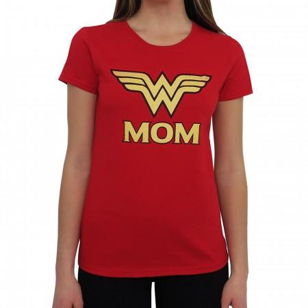 Wonder Woman Mom Women's T-Shirt