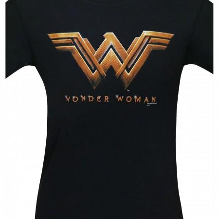 Wonder Woman Movie Logo Men's T-Shirt