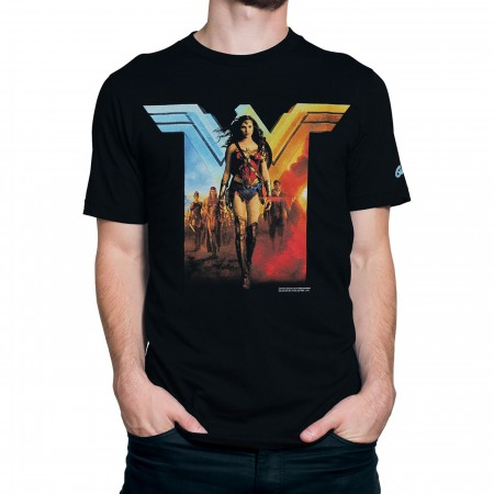 Wonder Woman Proud Amazonian Men's T-Shirt