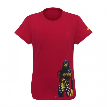 Wonder Woman DKIII by Eduardo Risso Women's T-Shirt
