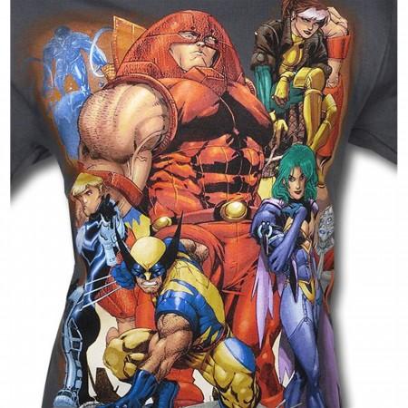 X-Men Enter Juggernaut T-Shirt