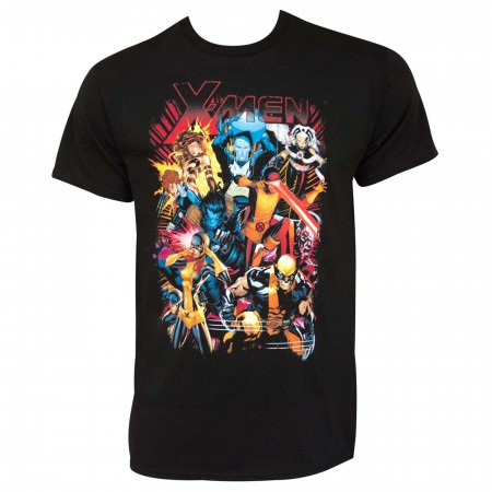X-Men Total Mayhem Men's T-Shirt