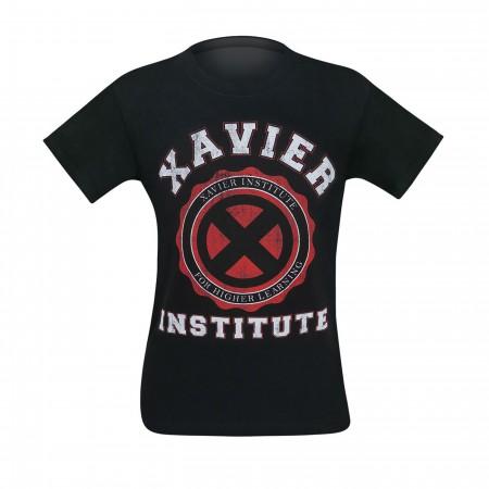 X-Men Xavier Institute Black T-Shirt