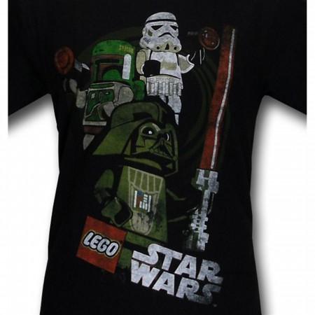 Star Wars Youth Lego Dark Forces T-Shirt