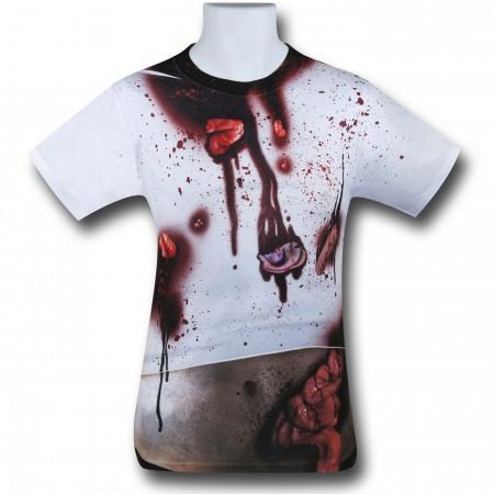Zombie Slob Sublimated Costume T-Shirt