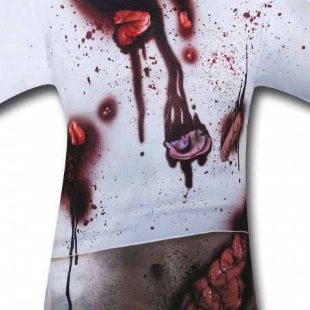 Zombie Slob Sublimated Costume T-Shirt
