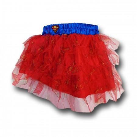 Supergirl Women's Costume Tutu