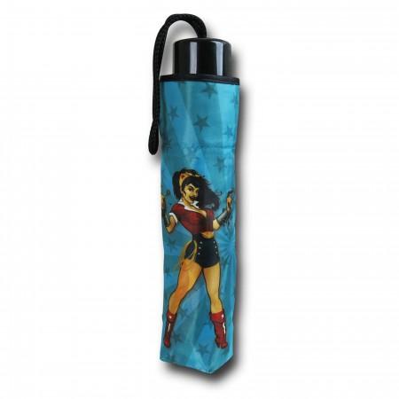 Wonder Woman Bombshell Umbrella