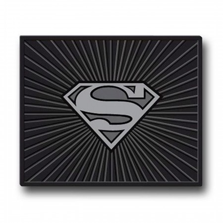 Superman Symbol Car & Truck Rear Floor Mat